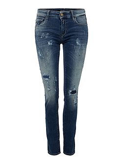 Rose Skinny-Fit Jeans