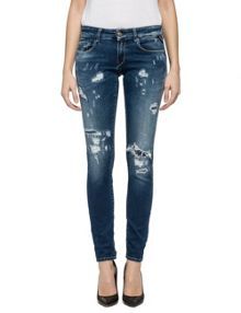 Replay Rose Skinny-Fit Jeans