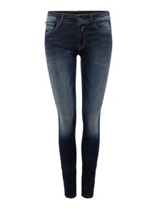 Replay Luz Hyperflex Skinny-Fit Jeans
