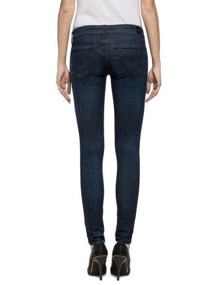 Replay Luz Skinny-Fit Jeans HYPERFLEX