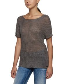 Replay Short-sleeve knitted jumper
