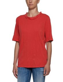 Replay Wrinkled jersey T-shirt