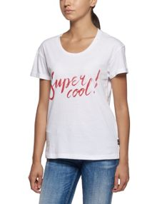 Replay SUPER COOL! print T-shirt