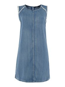 Replay soft denim dress