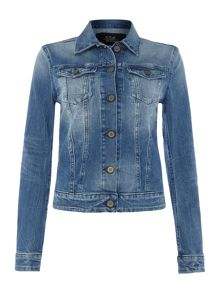 Replay Denim jacket with pockets