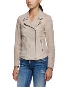 Replay Suede leather jacket