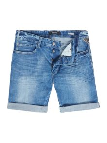 Replay Rbj.901 tapered-fit bermuda shorts
