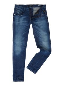 Replay Laserblast Anbass slim-fit jeans