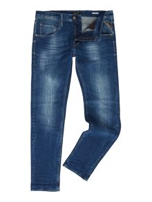 Replay Numasig tapered-fit jeans