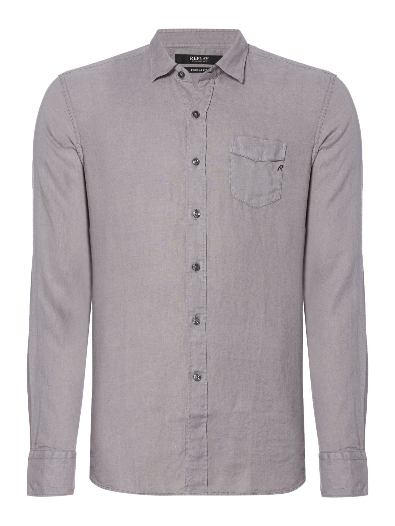 Enjoy the timeless comfort of our men's linen shirt all season. Details Renowned for centuries for its cool comfort in warm weather, our men's long-sleeved pure linen shirt is still one of the best summer shirts you can buy, and is the clear choice in the world's hottest climates.