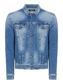Replay Classic collar denim jacket