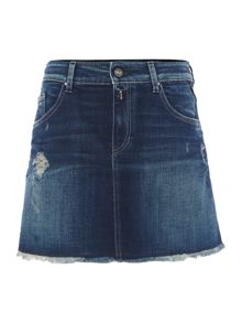 Replay Denim miniskirt