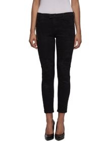 Replay Ripped denim trousers