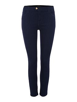 Cropped super skinny fit Touch jeans