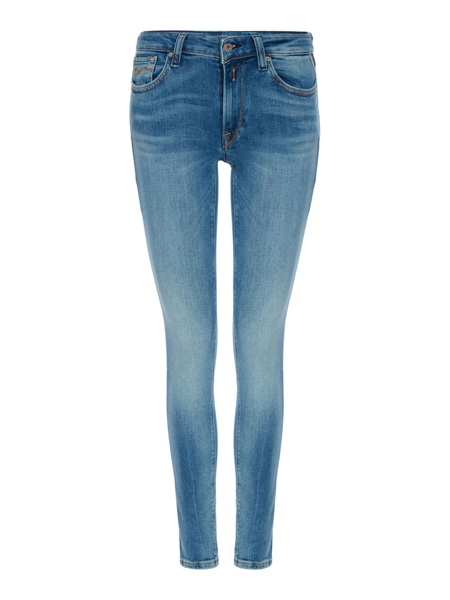 Luz Skinny-fit Jeans, Blue