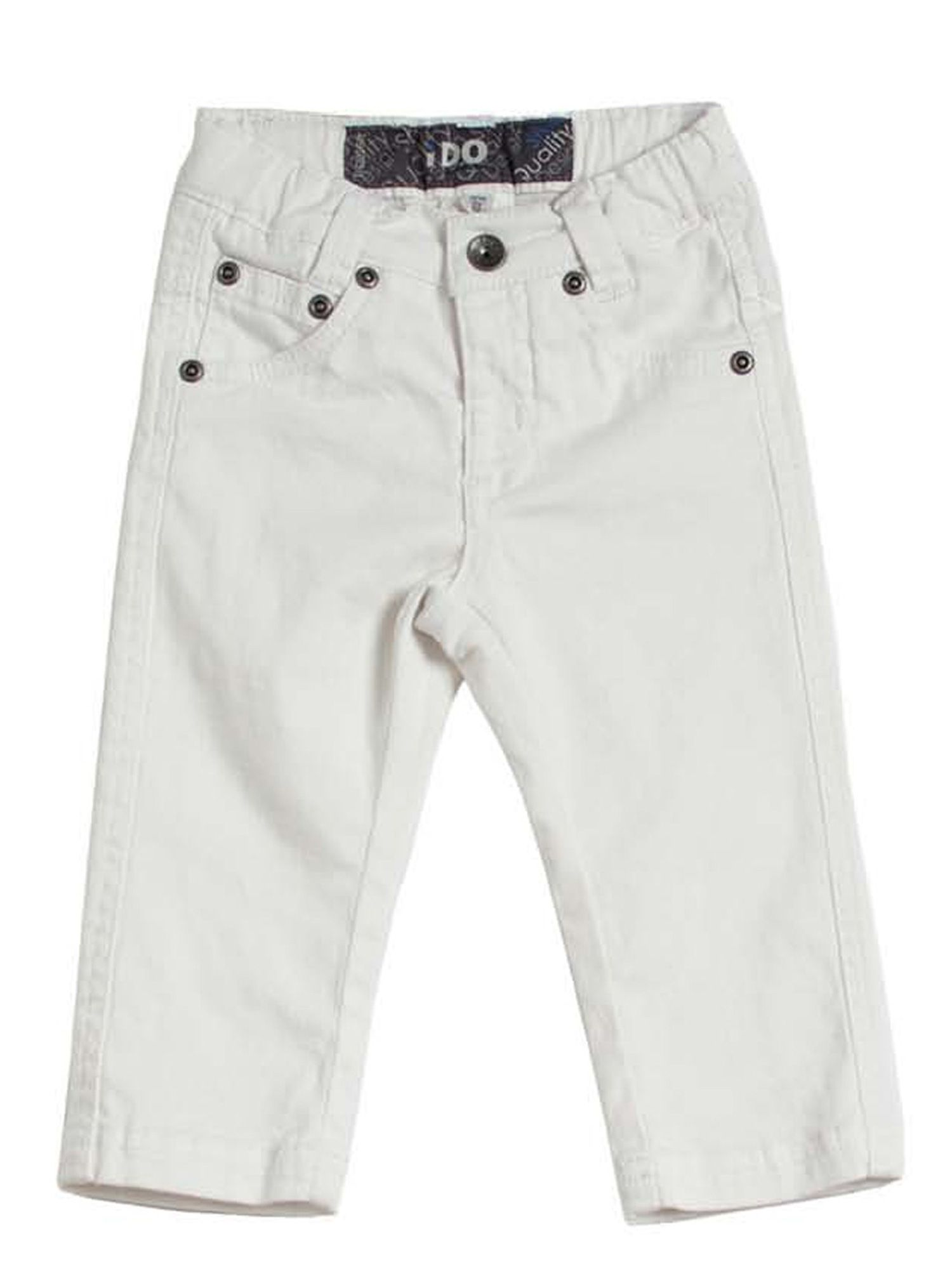 Boys stretchy 5 pocket trouser