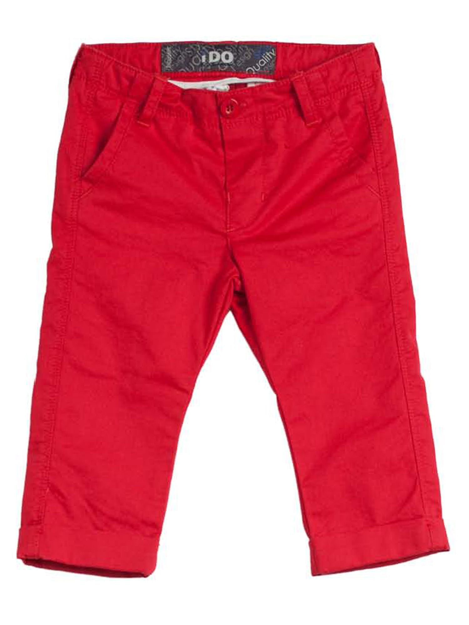 Boys stretchy basic trouser
