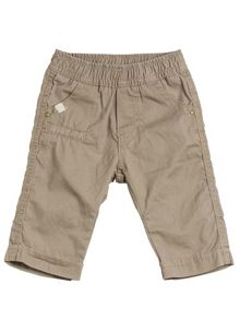 Baby boys cotton trousers
