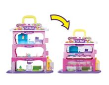 Shopkins Tall Mall Playset