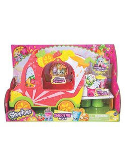 Shoppies Smoothie Truck Playset