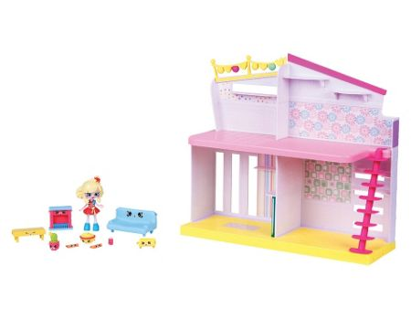 Shopkins Happy Home Playset