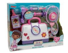 Doc McStuffins Toy Hospital Doctor`s Bag Set