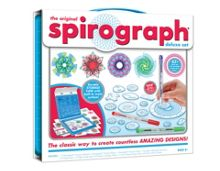 Flair The Original Spirograph Deluxe Set
