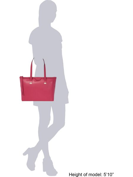 Coccinelle Pink tote bag