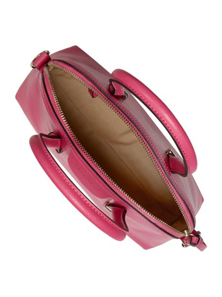 Coccinelle Pink dome bag