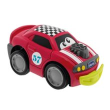Turbo Touch Derby Crash Car - Red