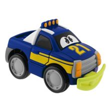 Turbo Touch Derby Crash Car - Blue