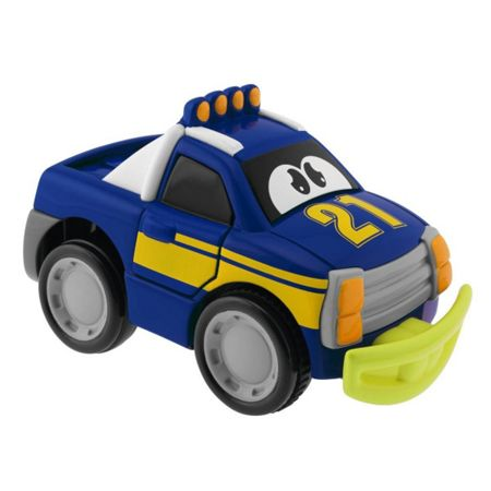 Chicco Turbo Touch Derby Crash Car - Blue