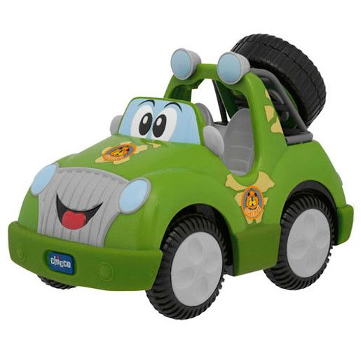 Chicco Chicco safari park first remote control car - gre