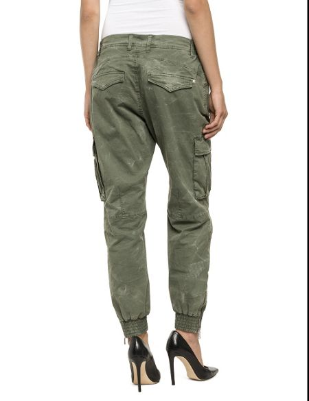 Replay Cargo style pants