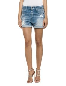 Replay denim shorts