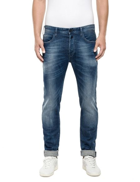 Replay Rbj.901 tapered fit jeans
