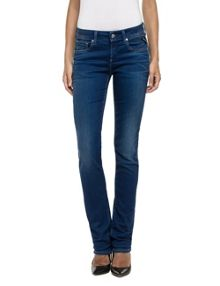 Replay Vicky straight fit jeans