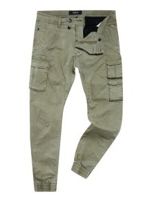 Replay Cotton cargo pant