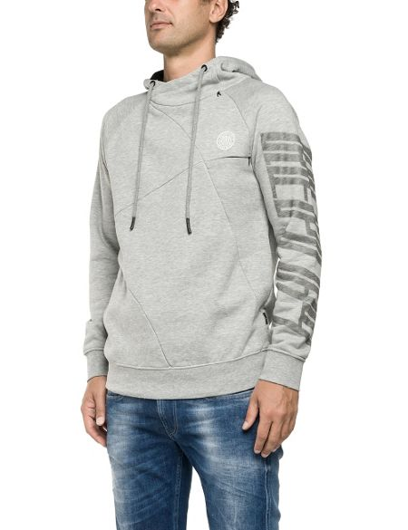 Replay Cotton Hoodie