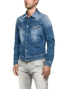 Replay Comfort denim jacket