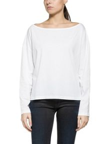 Replay Boat -Neck T-Shirt