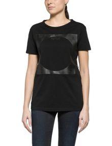 Replay Plastisol Print Jersey T-Shirt
