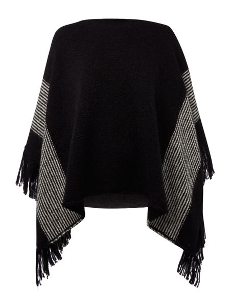 Replay Mohair Poncho