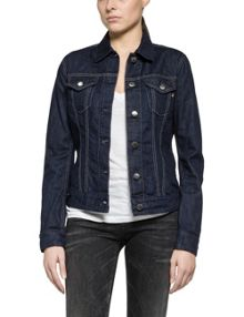 Replay Classic Denim Jacket