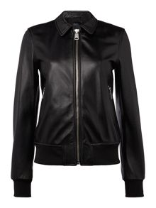 Replay Classic Leather Jacket