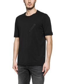 Replay Zip pocket t-shirt