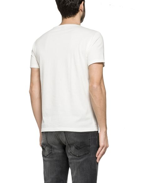 Replay Cotton jersey t-shirt
