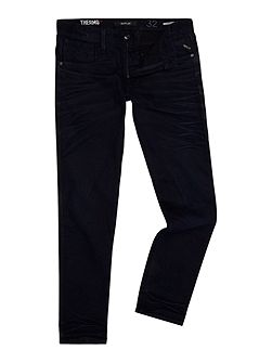 Anbass Thermo+ Slim Fit Jeans
