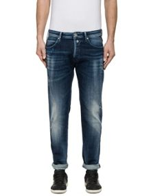 Replay Rbj 901 tapered fit jeans