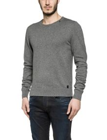 Replay Wool and cotton blend jumper